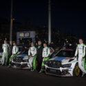 Skoda Fabia R5 WRC2