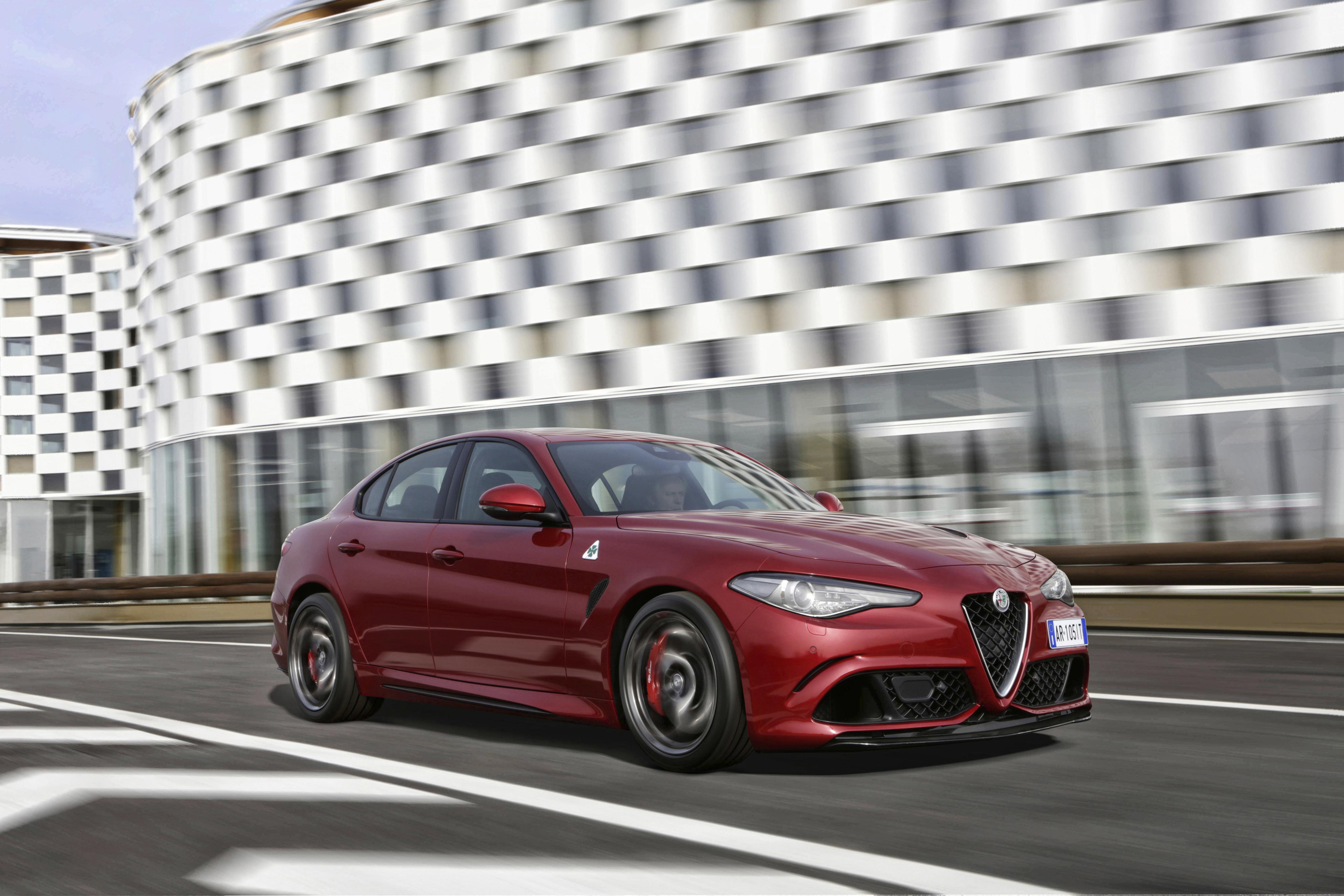Alfa-Romeo Giulia