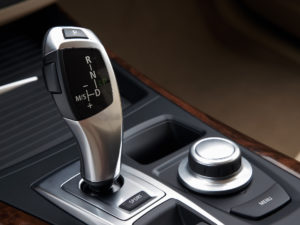 BMW X5 Gearbox Shifter