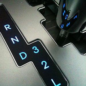 Lexus automatic gearbox