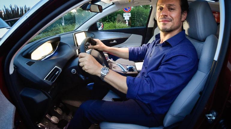 Peugeot Sensation Driver
