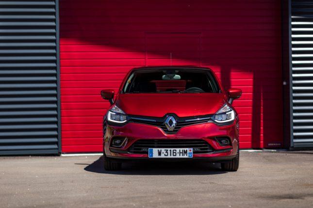 Renault Clio TCe GPL
