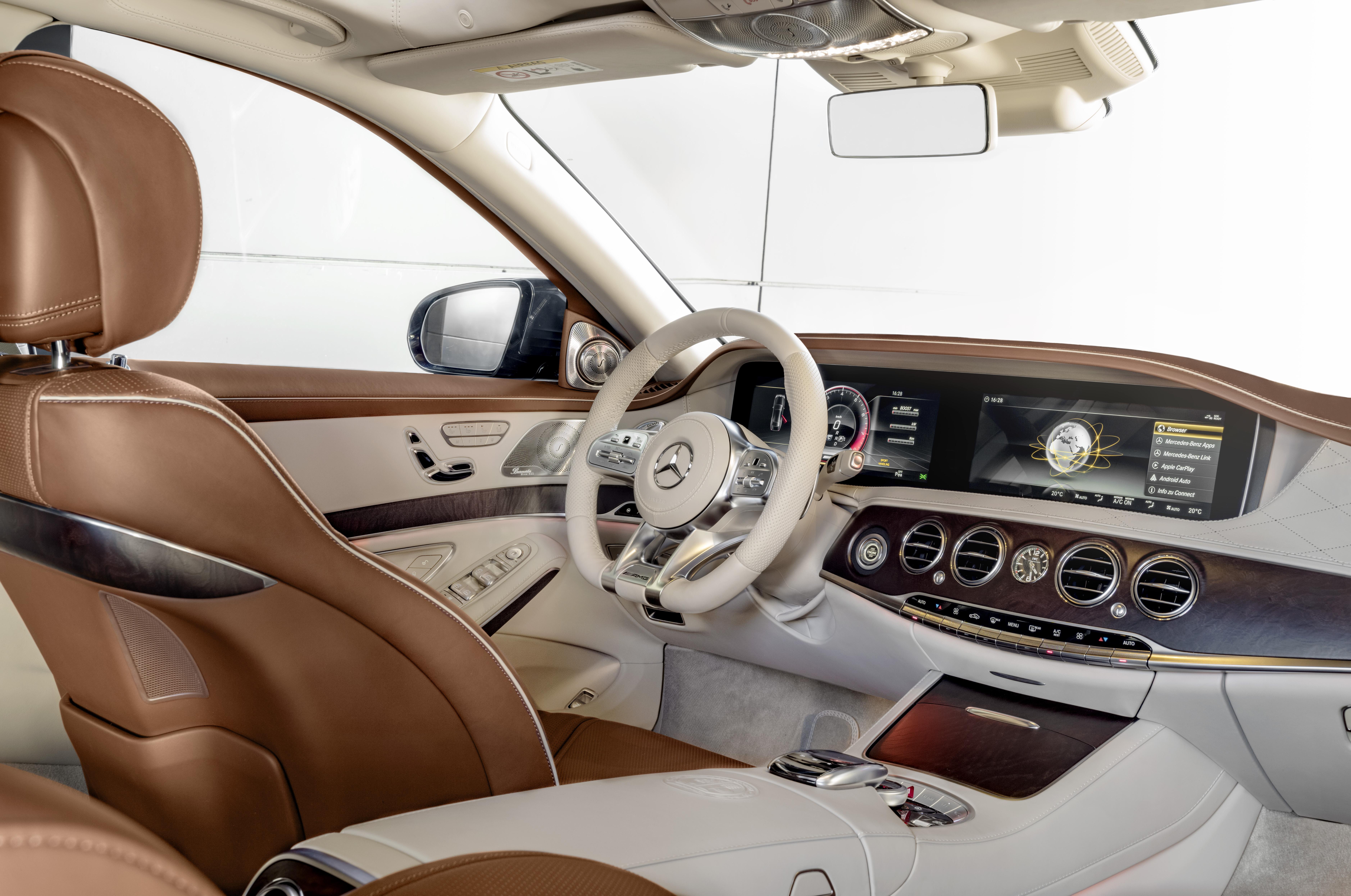 Mercedes-AMG S 65, 2017