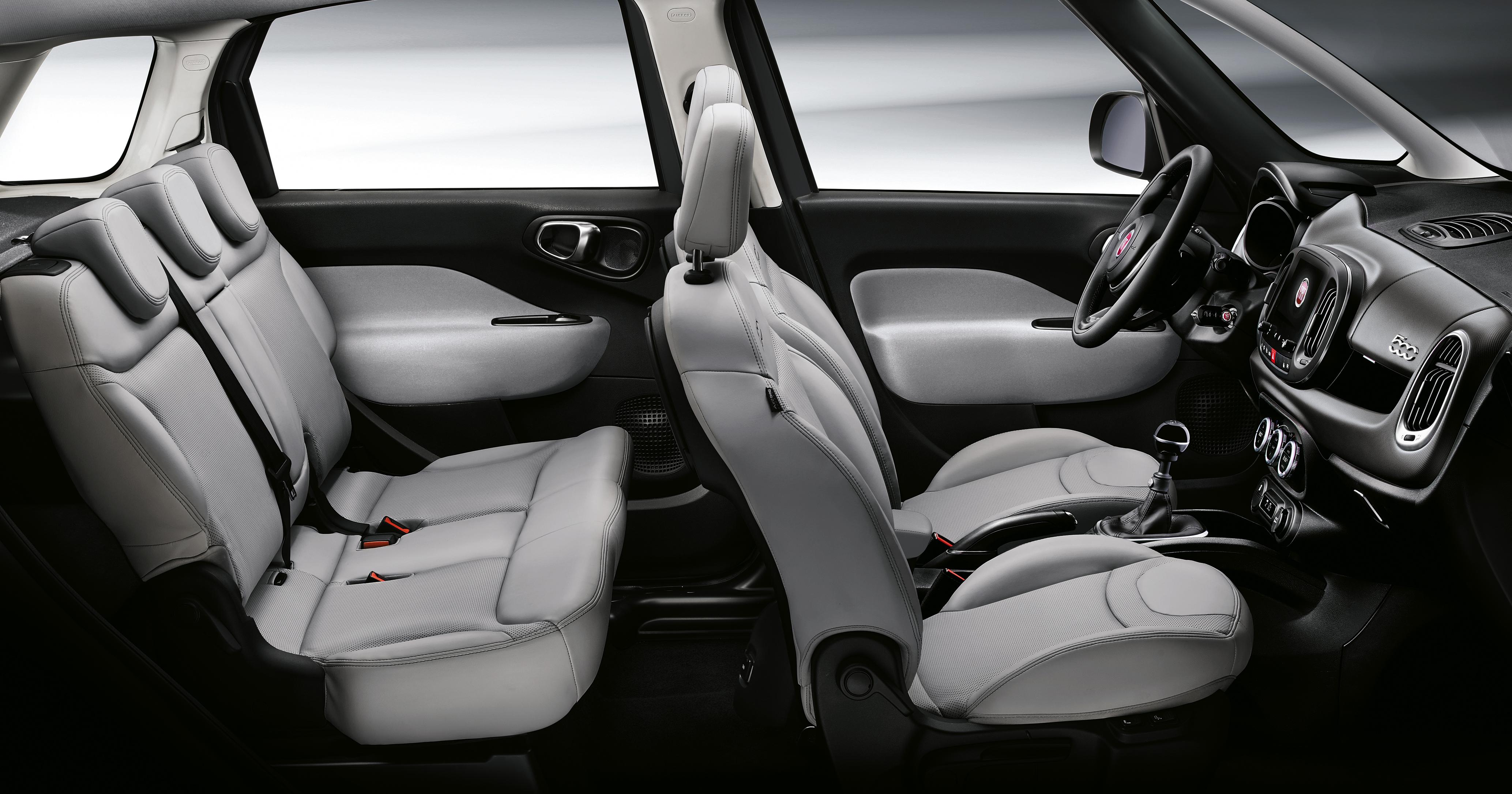 Nuova Fiat 500L 2017