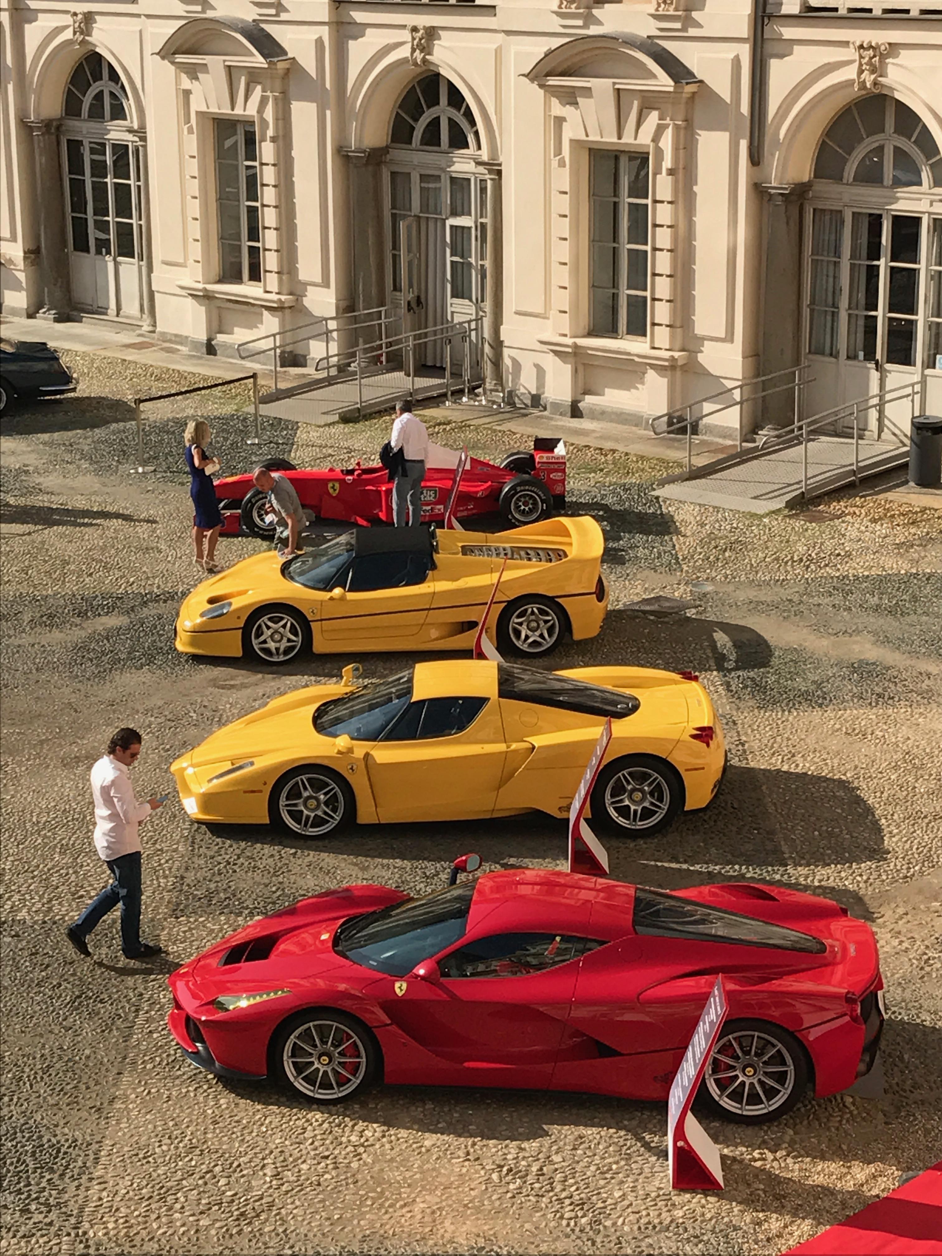 Salone dell'Auto Torino Parco Valentino 2017