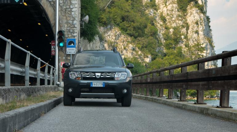 Dacia Duster 1.5 dCi EDC Brave