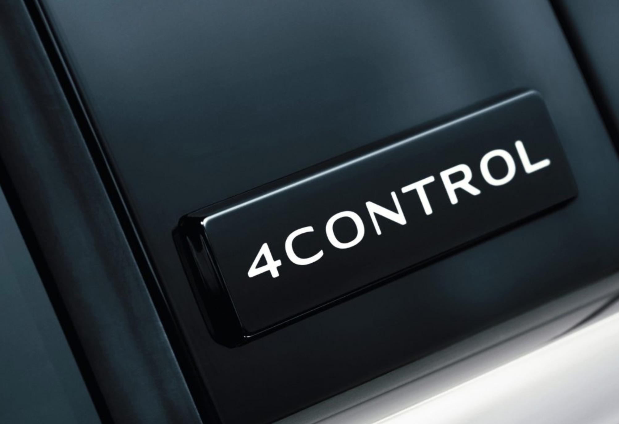 Renault 4CONTROL Quattro Ruote Sterzanti
