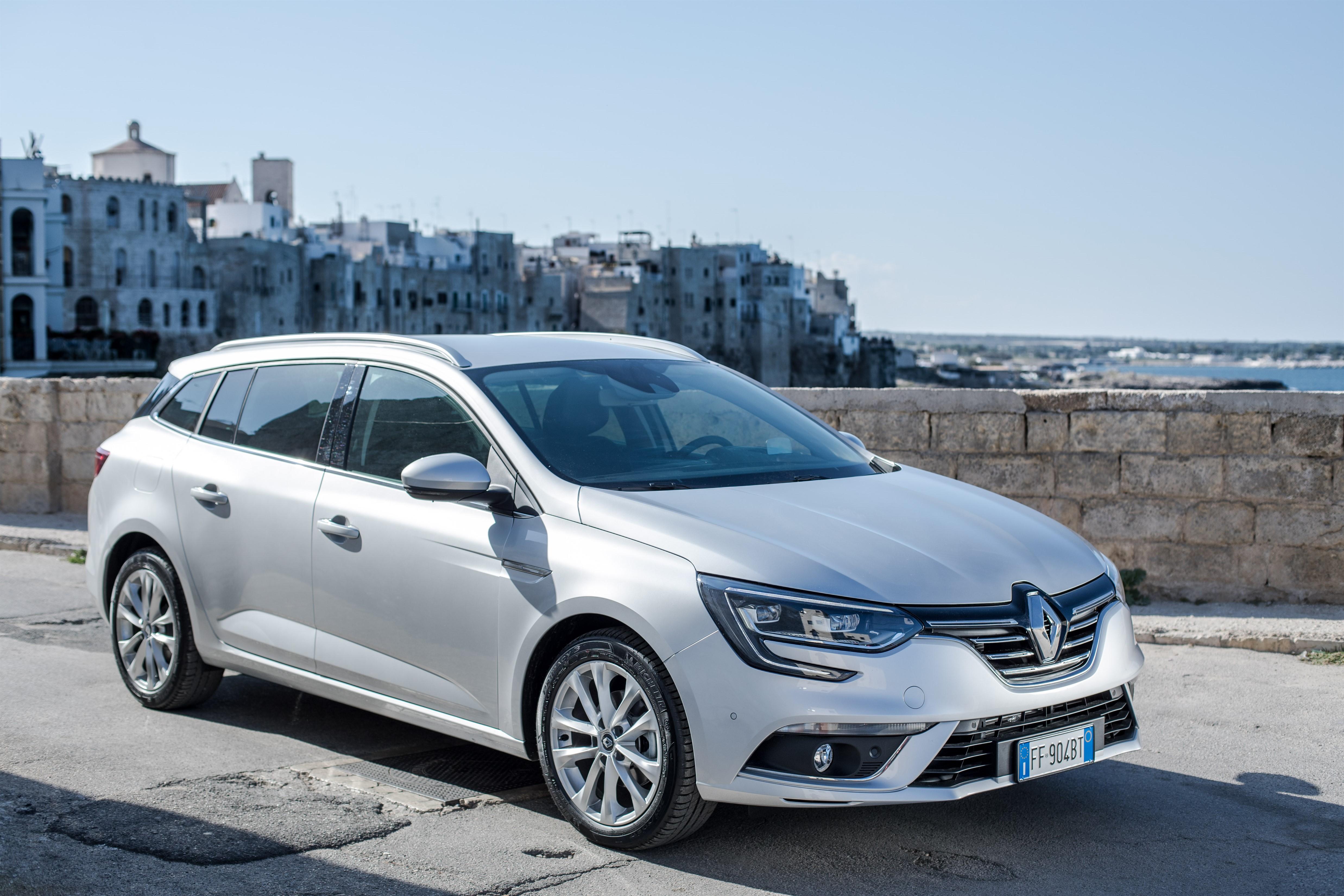 Renault Megane Sporter 1.6 dCi BOSE