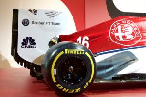 Alfa-Romeo Team F1 Formula 1
