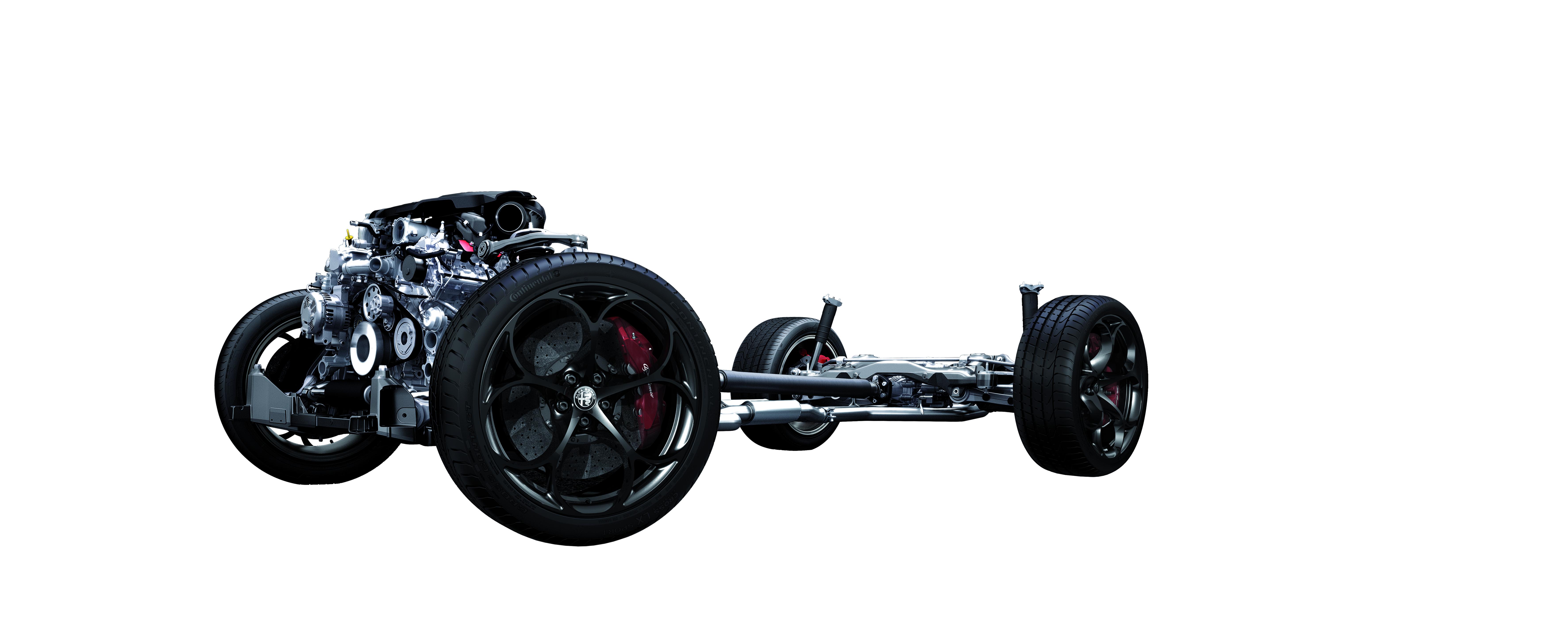Alfa-Romeo Stelvio Quadrifoglio Alfa Link