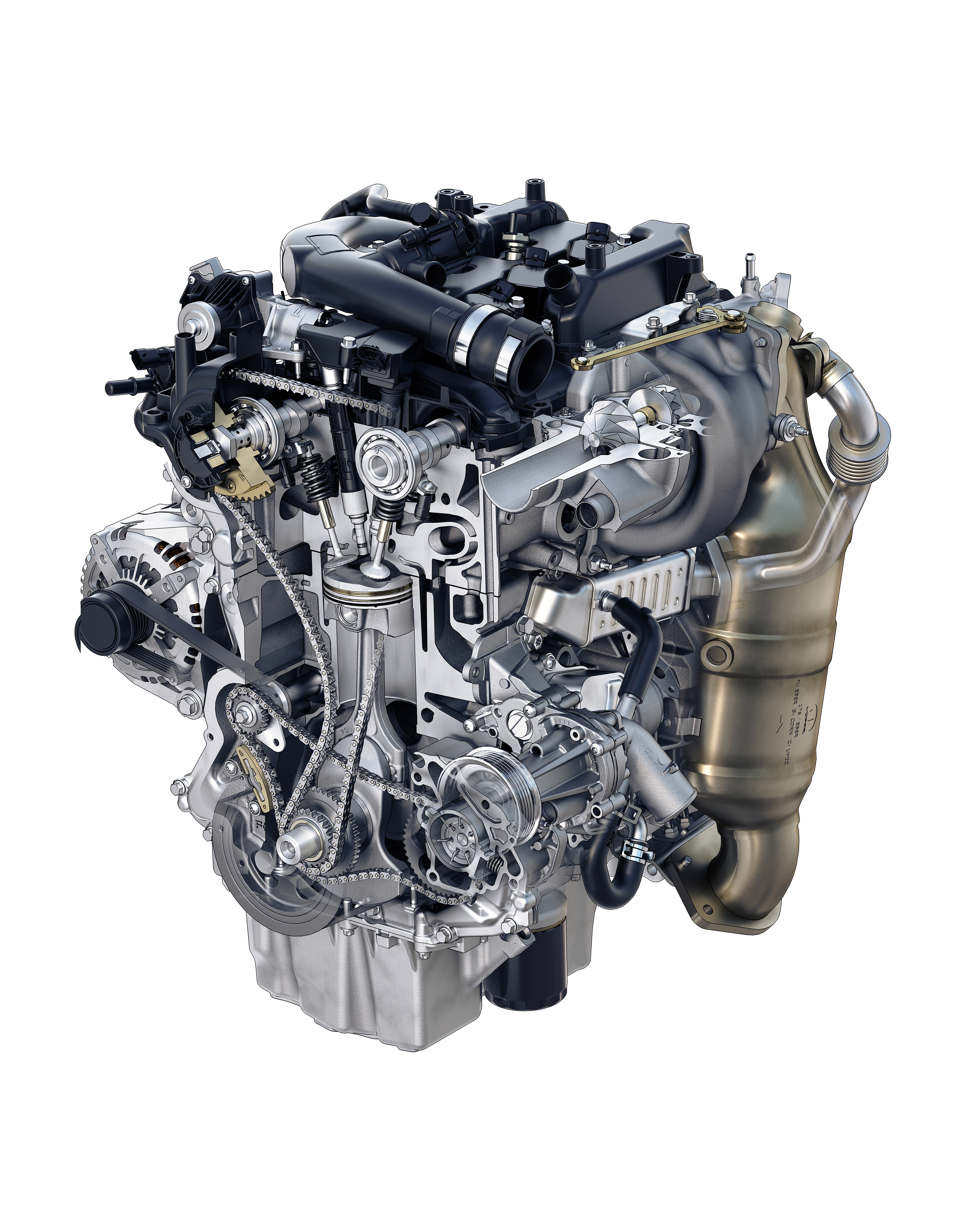 2019 Jeep Cherokee - Motore 2.0 Turbo