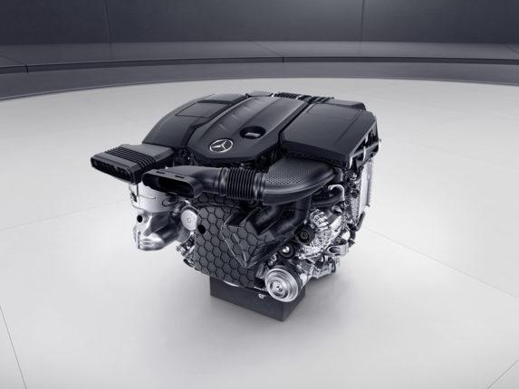 Mercedes-Benz OM654 Diesel E220d