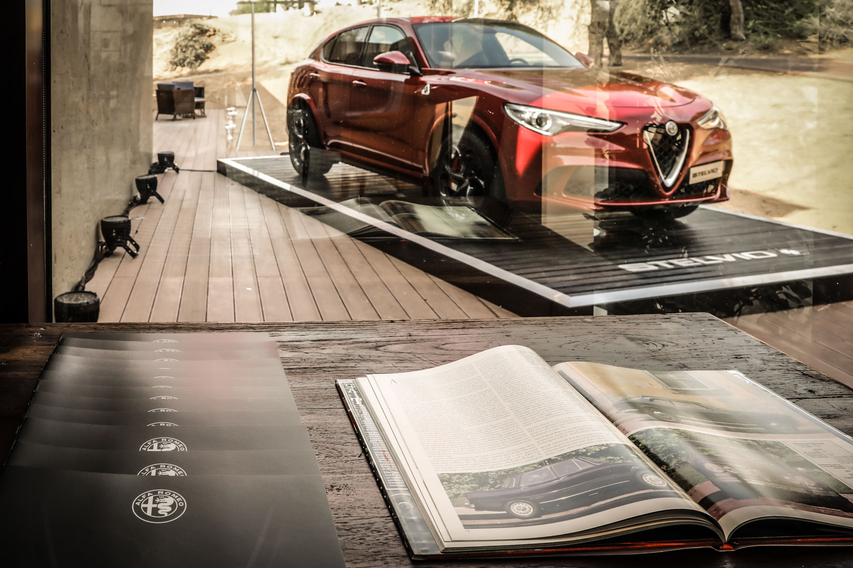 Alfa-Romeo Stelvio Quadrifoglio