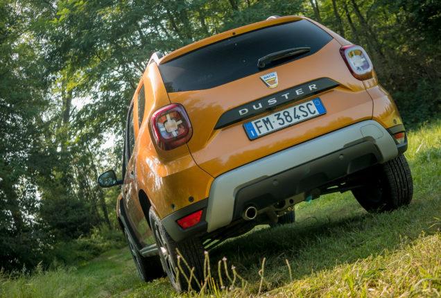 Dacia Duster 2018 Prestige 4x4 1.5 dCi