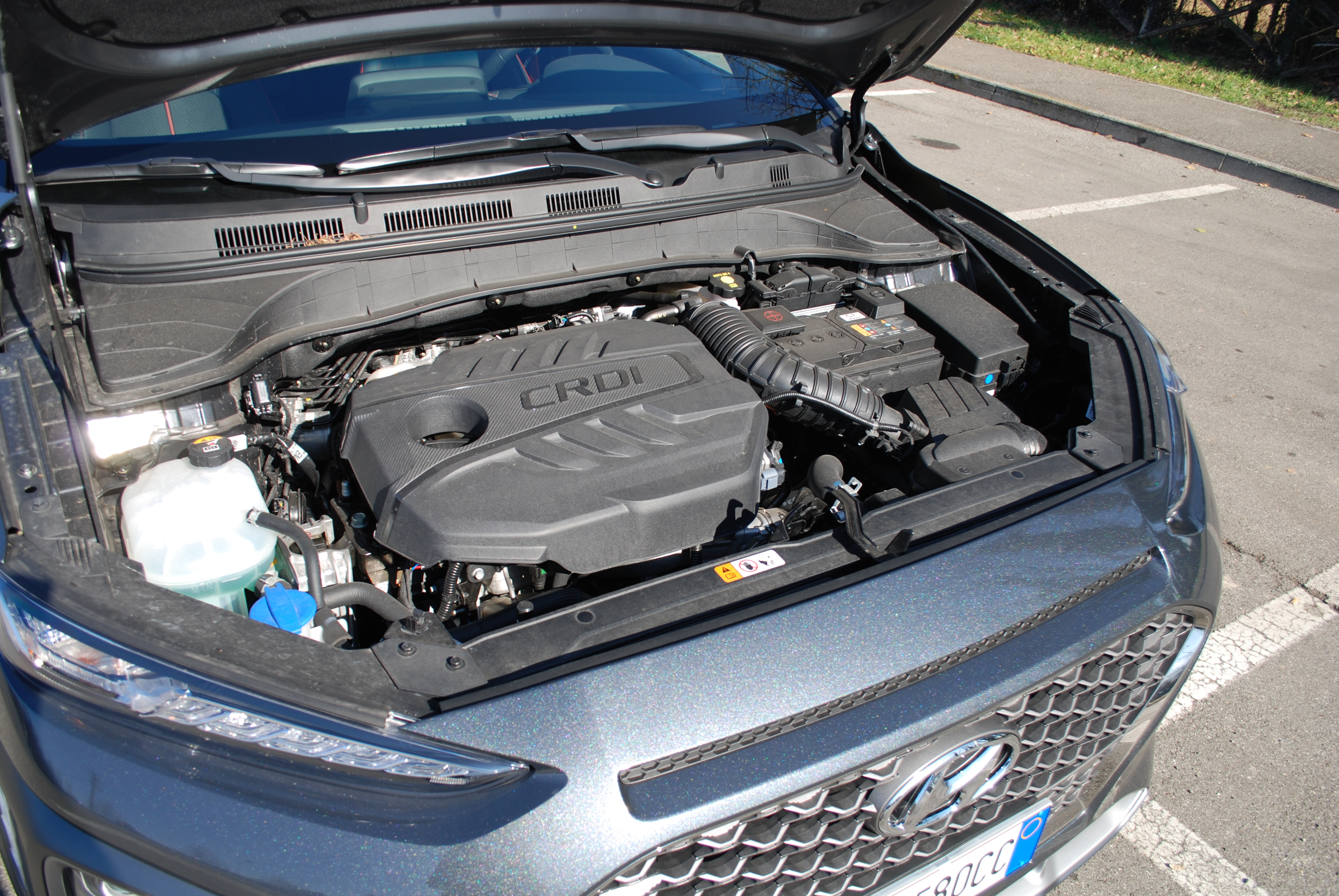 Hyundai Kona 1.6 CRDi Xpossible
