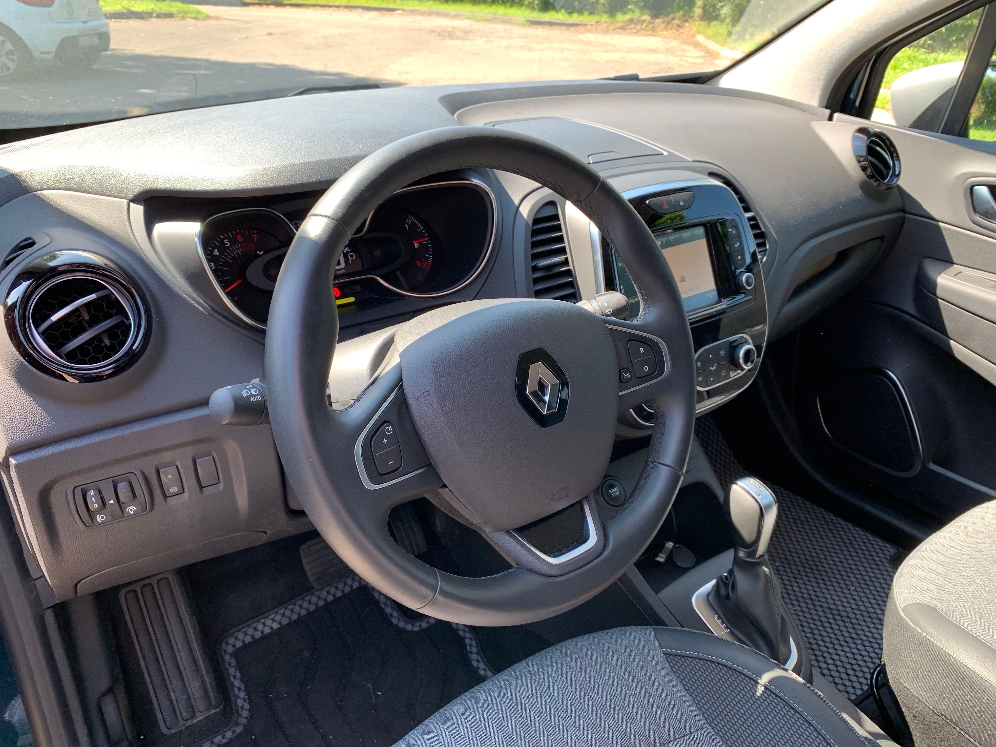 Renault Captur 1.3 TCe 150 EDC Sport Edition
