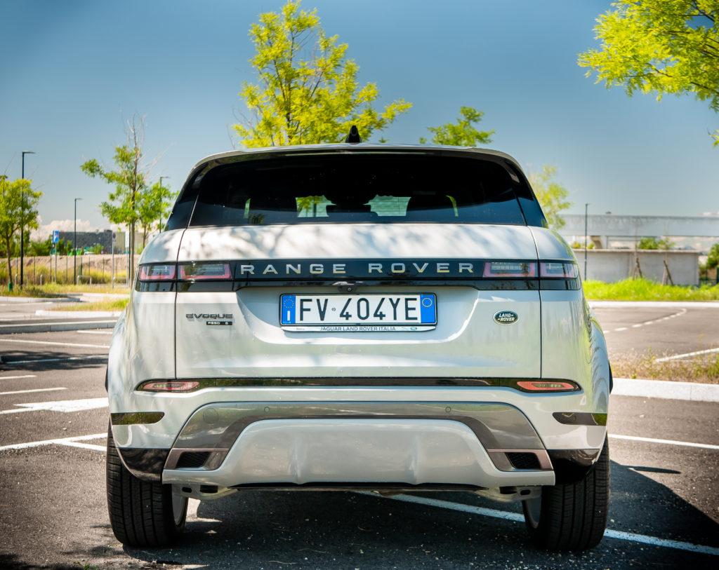 Range Rover Evoque P250 SE