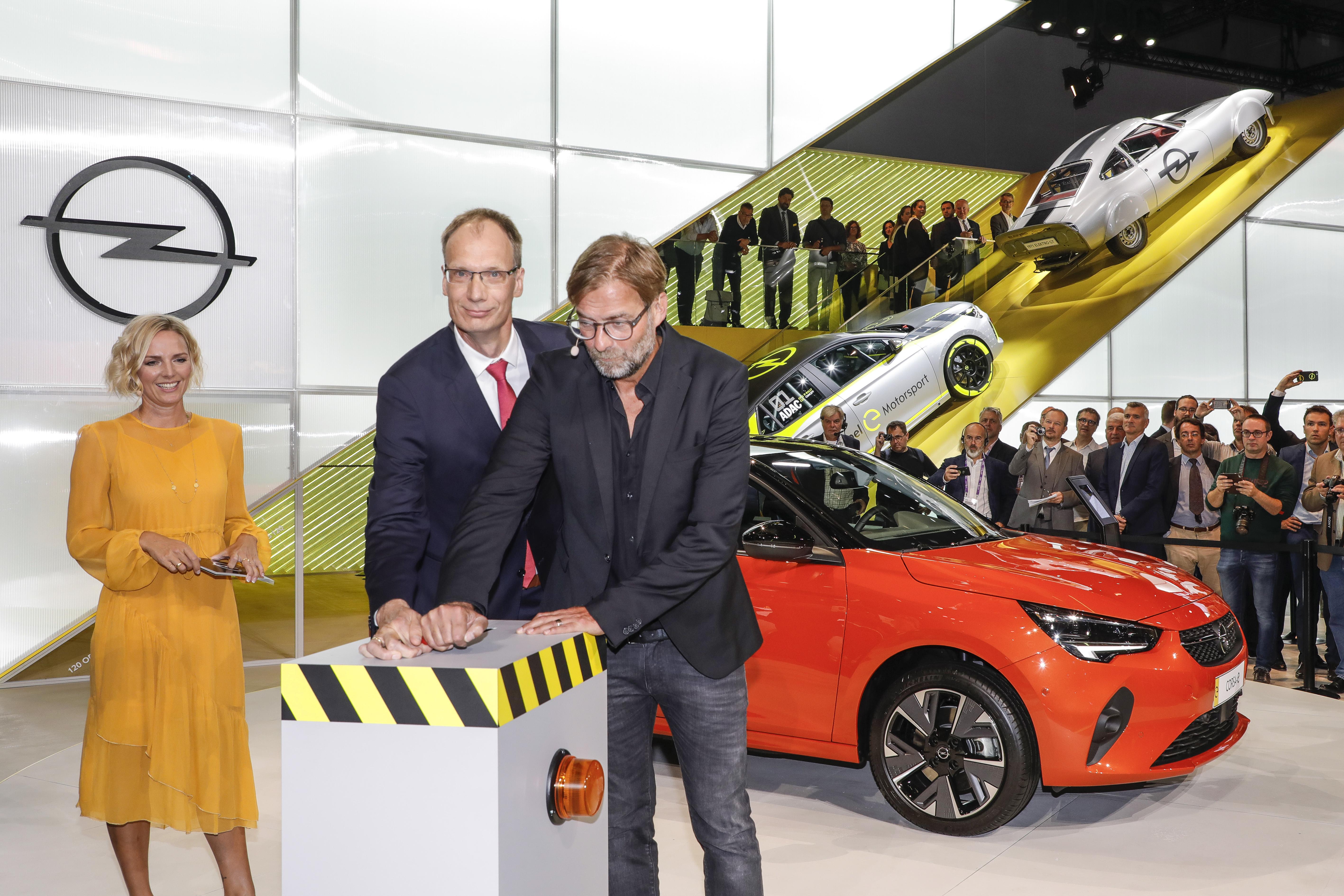 Opel Corsa IAA Francoforte 2019