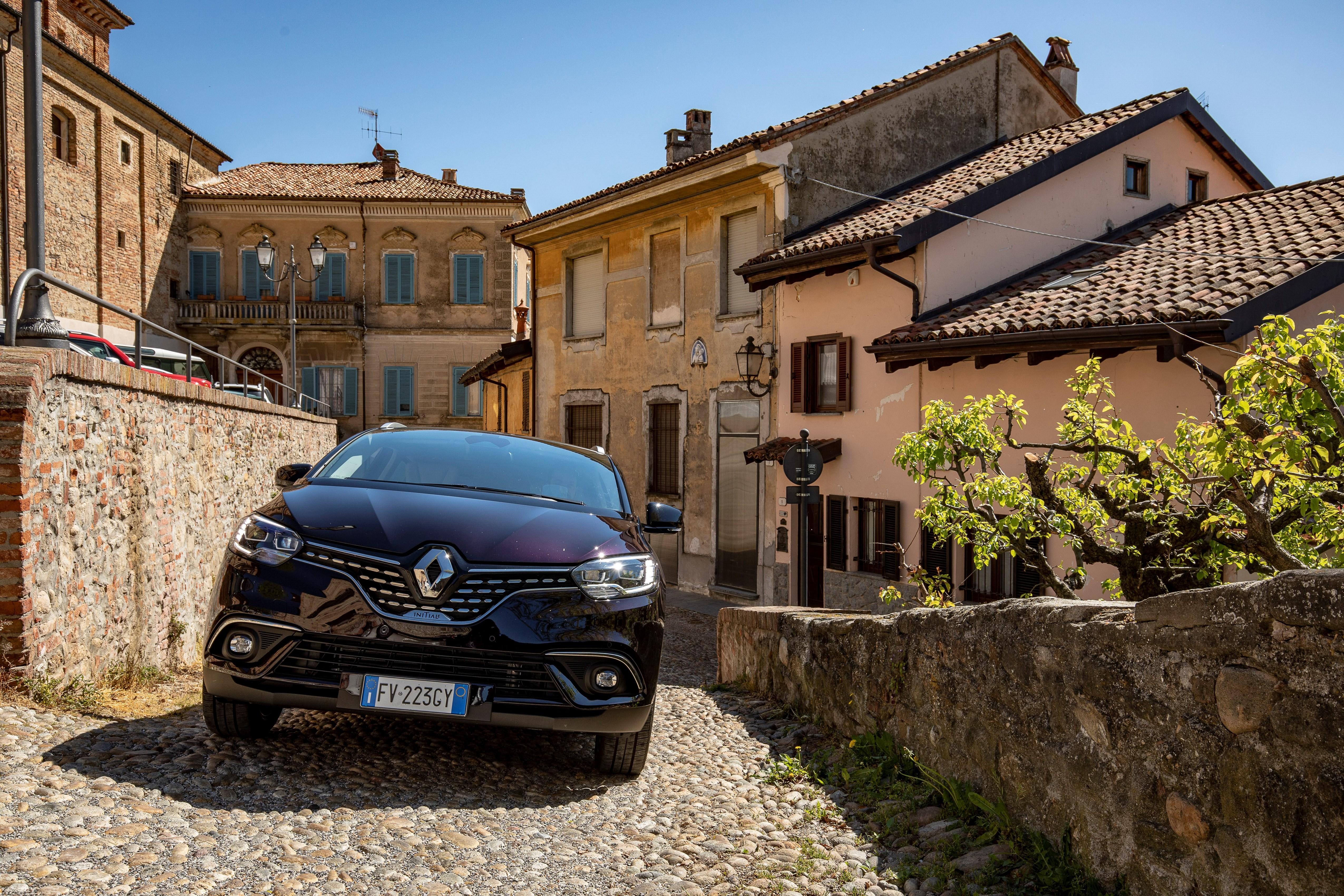 Renault Grand Scenic 1.7 Blue dCi Initiale Paris