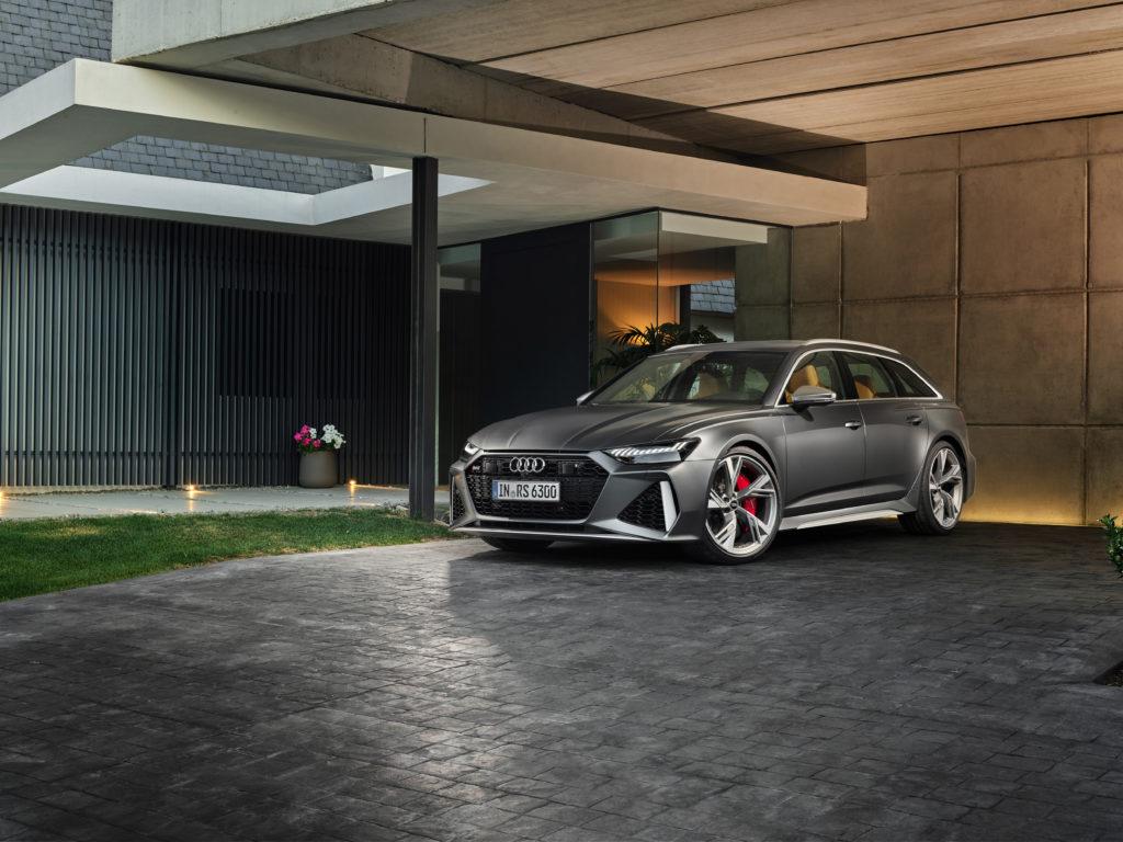 Audi RS 6 Avant IAA Francoforte 2019