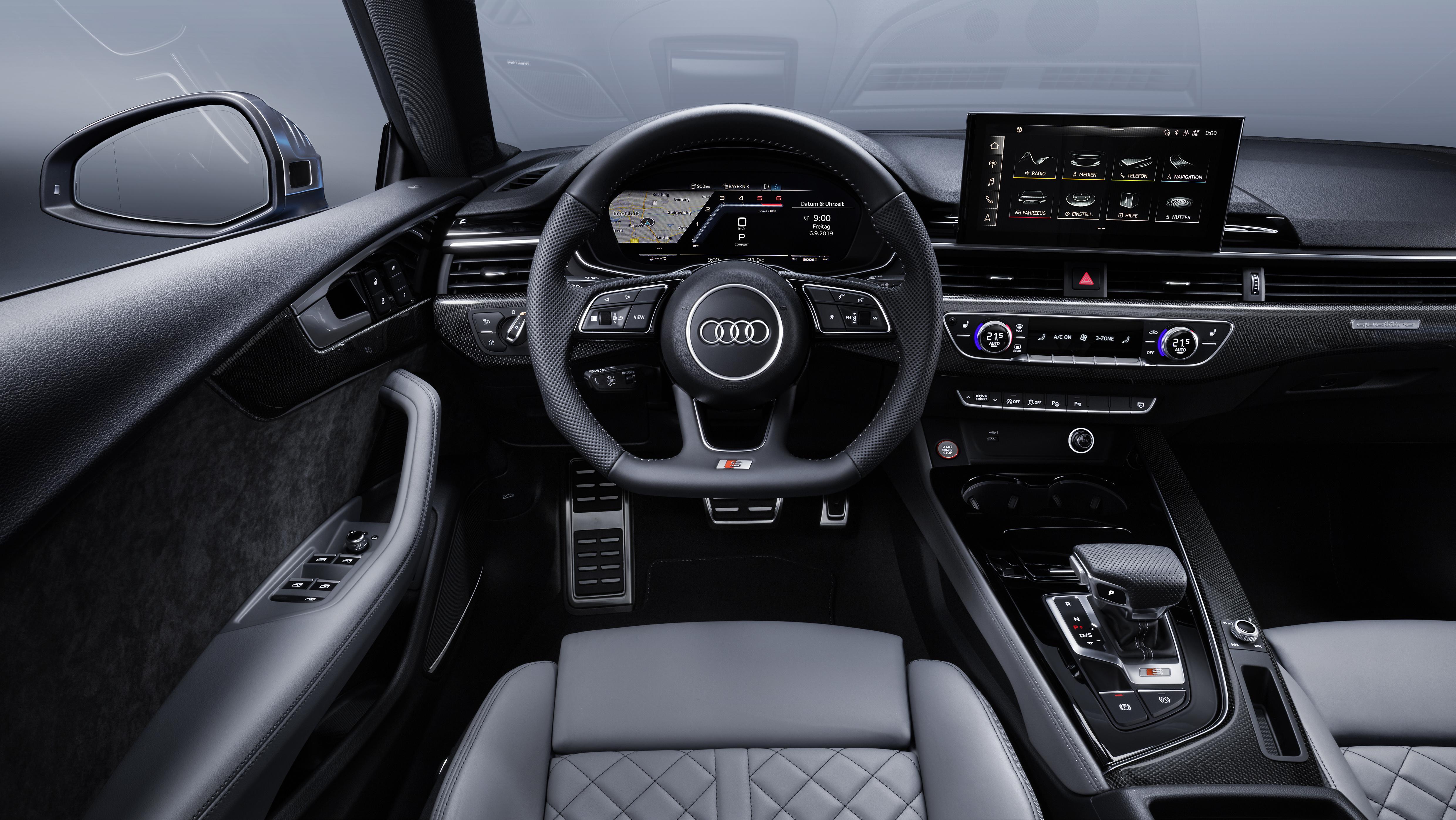 Audi S5 IAA Francoforte 2019
