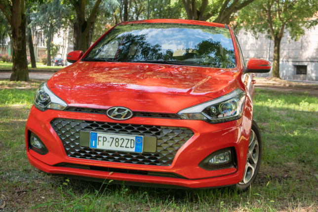 Hyundai i20 1.2 MPI Prime + Safety
