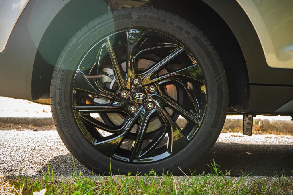 Hyundai Tucson 1.6 CRDi Hybrid N-Line