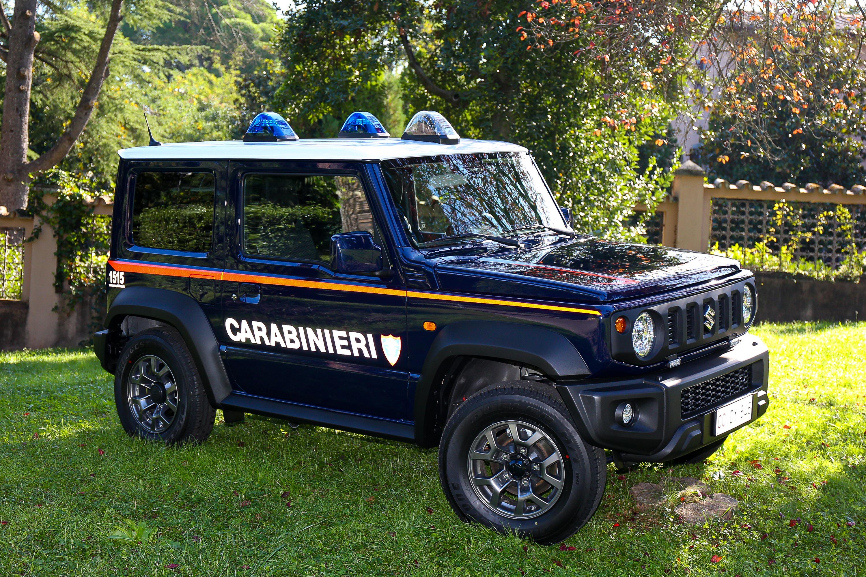Suzuki Jimny Carabinieri