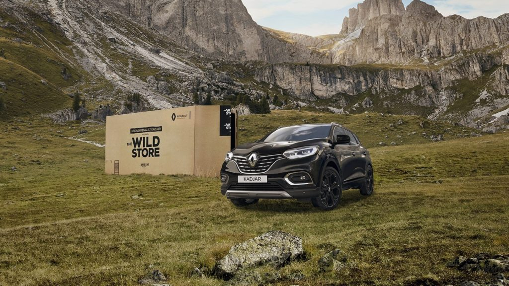 Renault Kadjar 1.7 dCi 4x4 Black Edition