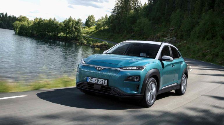 Hyundai Ioniq Electric - Enel X