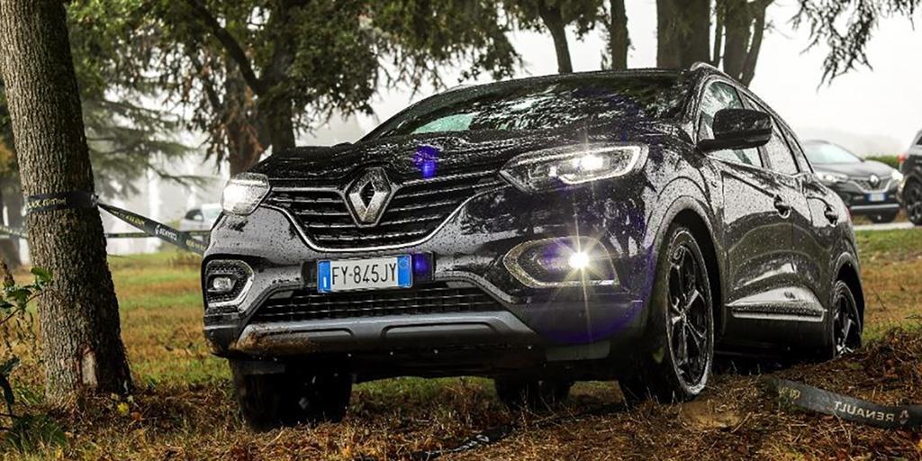 Renault Kadjar 1.7 dCi Black Edition