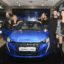 Peugeot e-208 - Swiss Corner Milano - Unboring The Future
