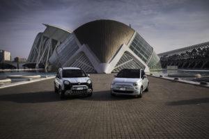 FIAT 500 Hybrid e FIAT Panda Hybrid