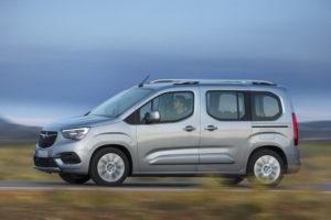 Opel Combo Life 1.5 CDTI 100 cavalli: dinamica