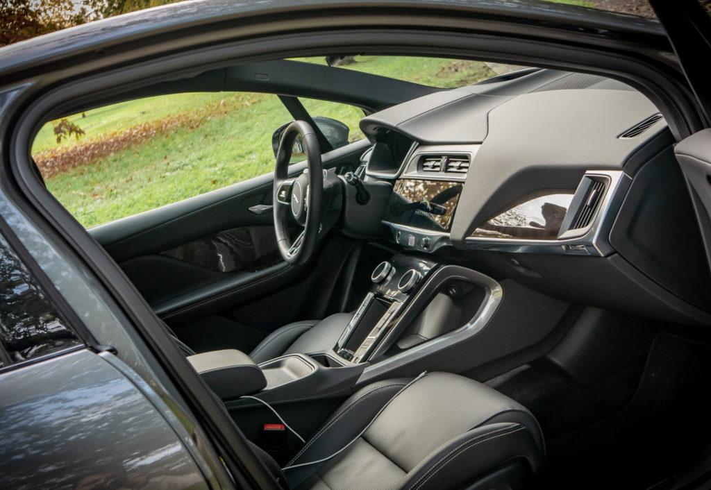 Jaguar I-PACE HSE MY19: interni