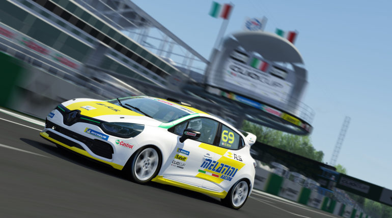 Renault Clio Cup eSports Series 2020