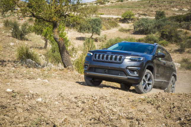 Jeep Cherokee Limited 2.0 272cv