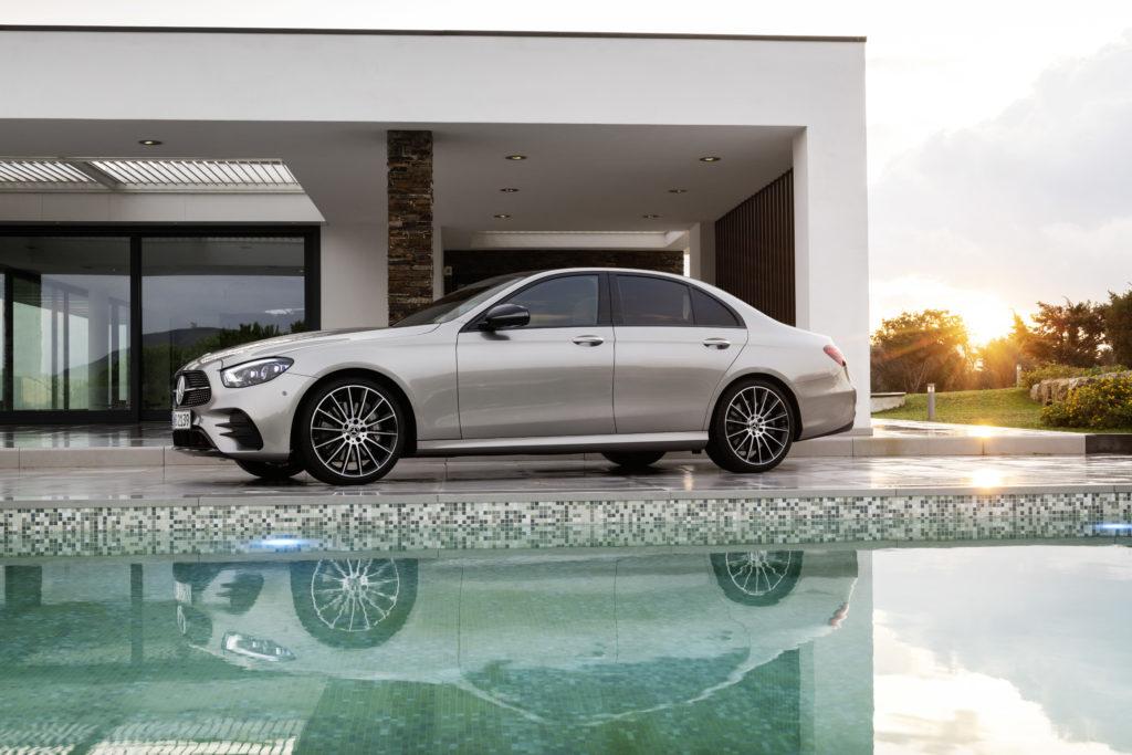 Mercedes-Benz Classe E 2020