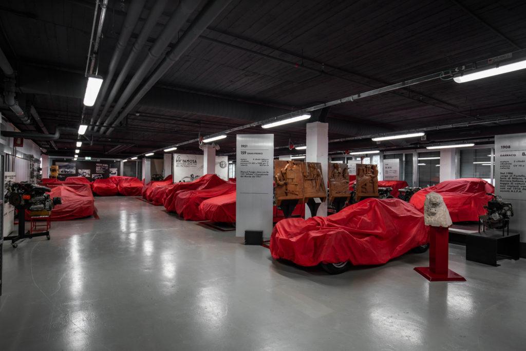 Riapre il Museo Alfa Romeo di Arese