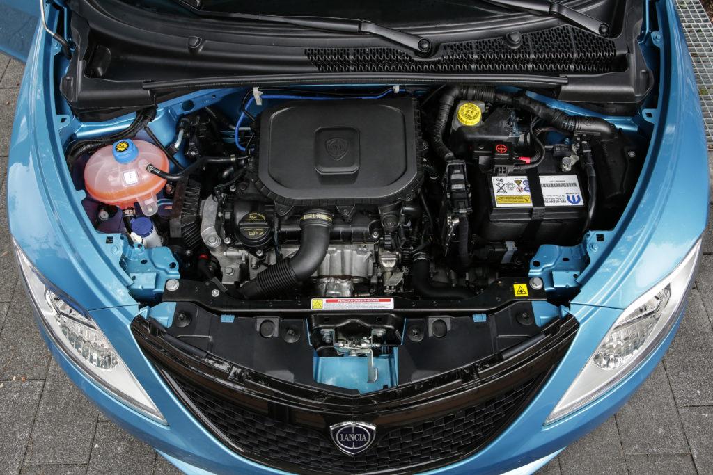 Lancia Ypsilon EcoChic Hybrid