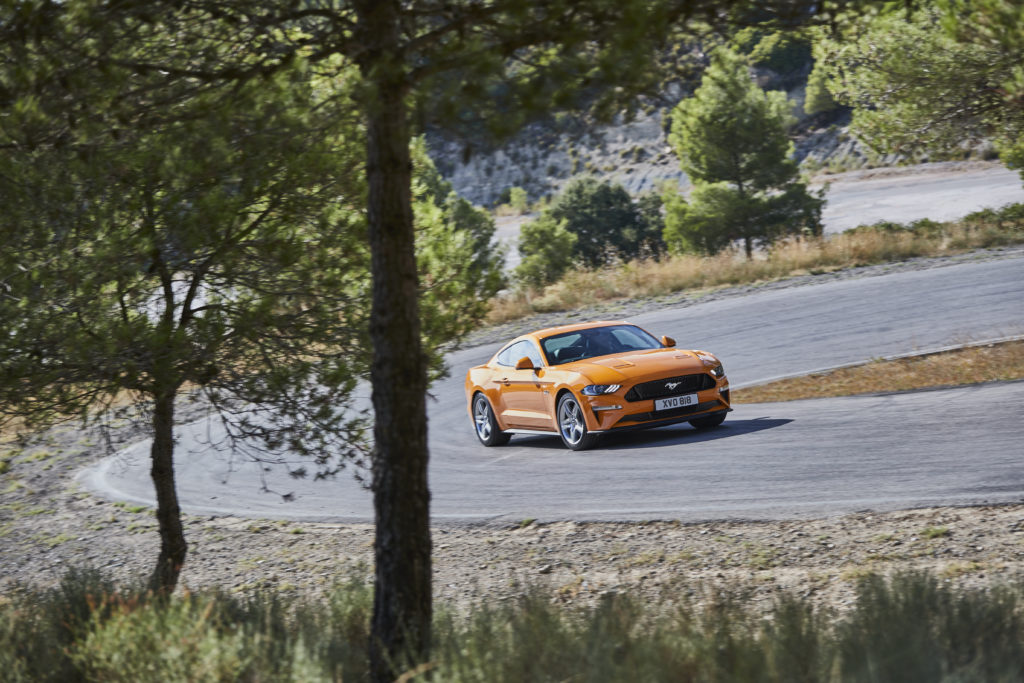 Ford Mustang Fastback GT 5.0 V8