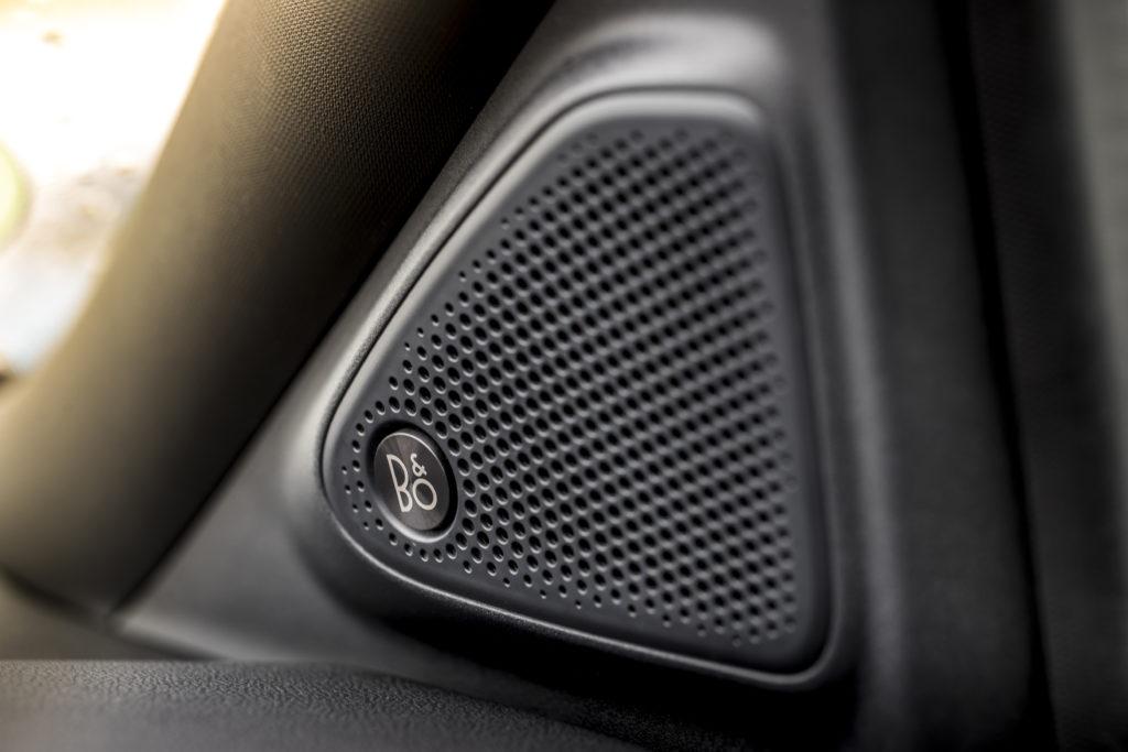 Ford Puma - Tecnologie - Bang & Olufsen