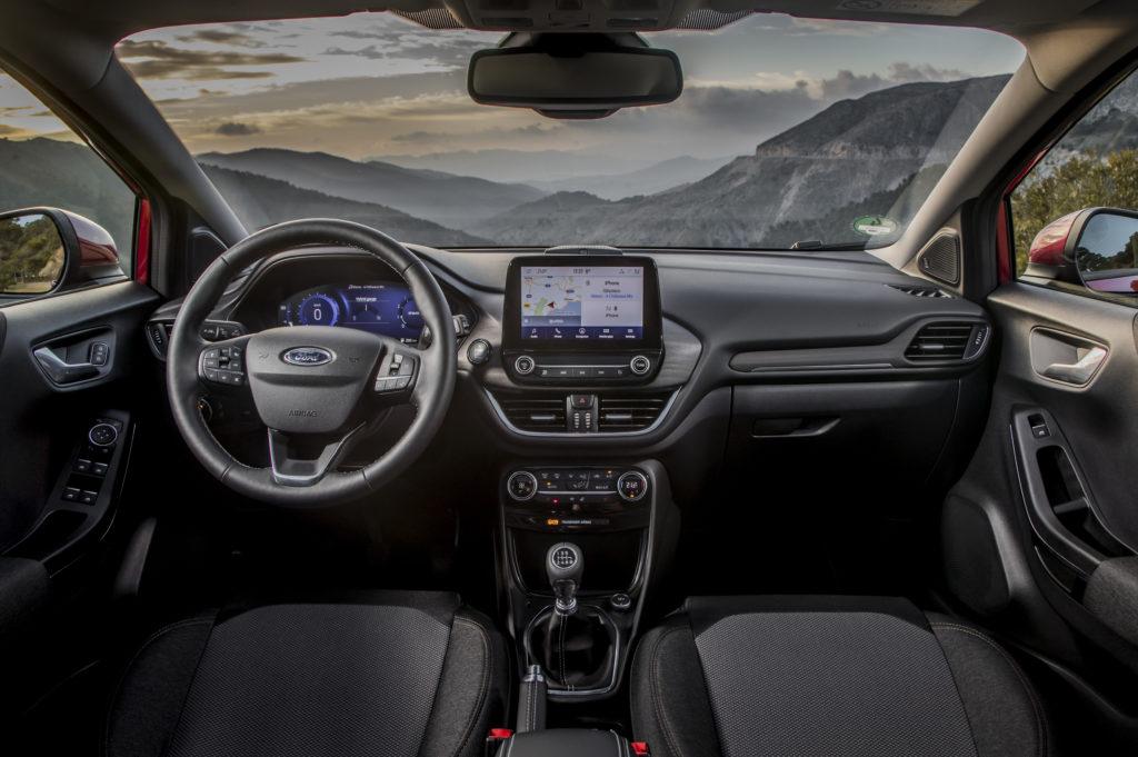 Ford Puma - ST Line Mild Hybrid - Interno