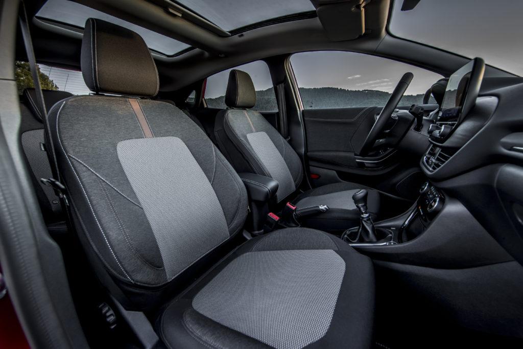 Ford Puma - Titanium X Mild Hybrid - Interno