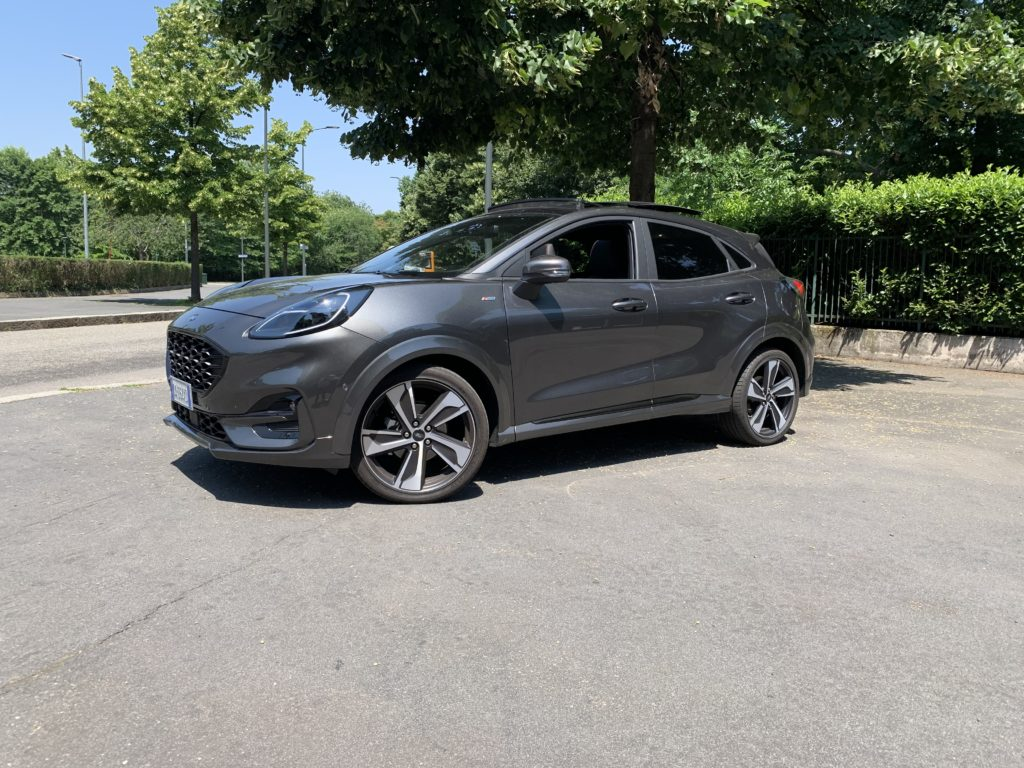 Ford Puma - ST-Line Mild Hybrid - Laterale