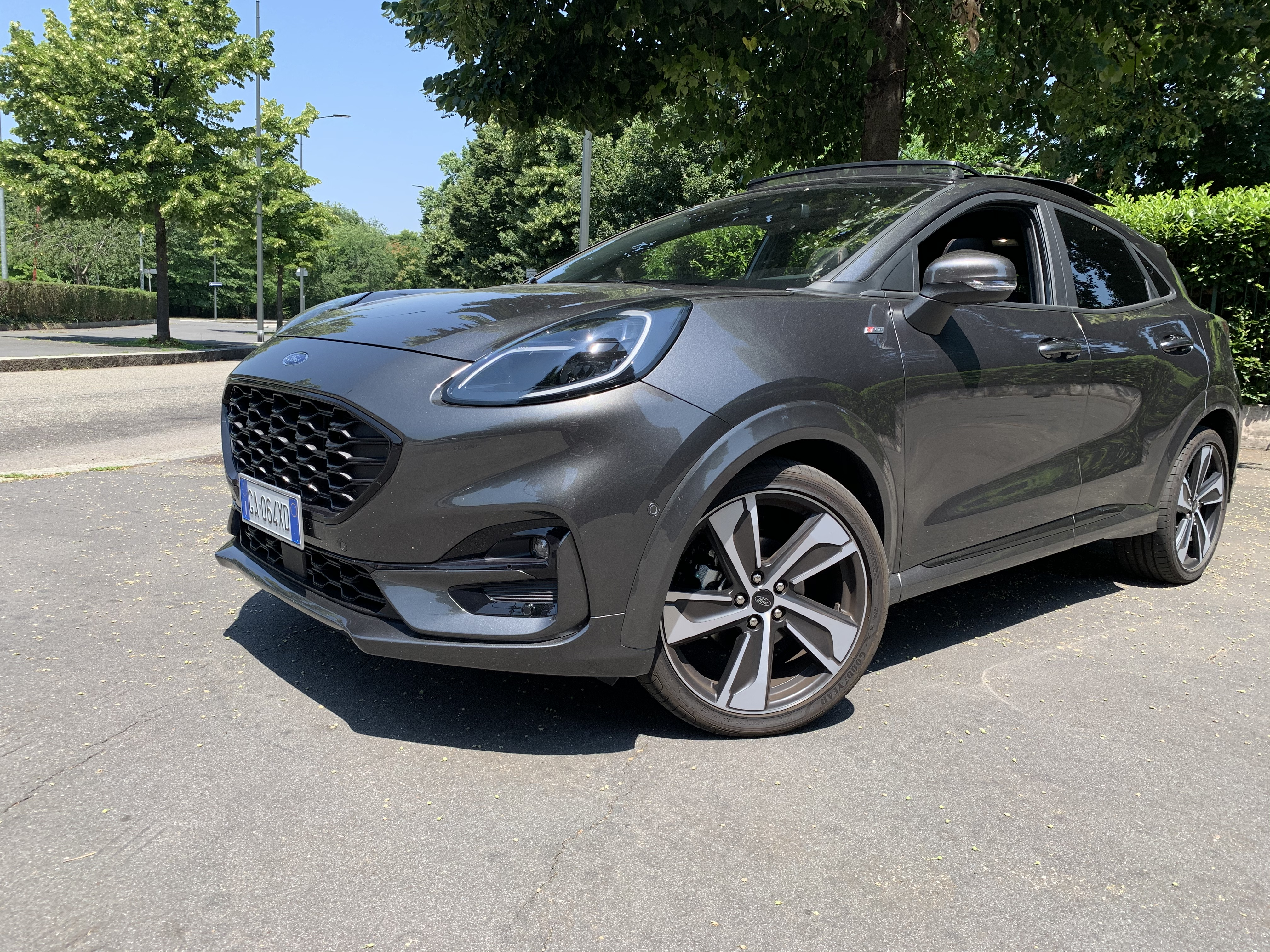 Ford Puma - ST-Line - Frontale