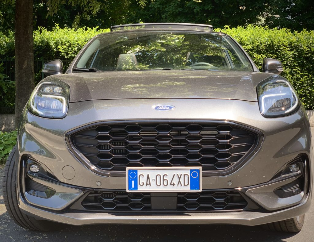 Ford Puma - ST-Line Mild Hybrid - Frontale