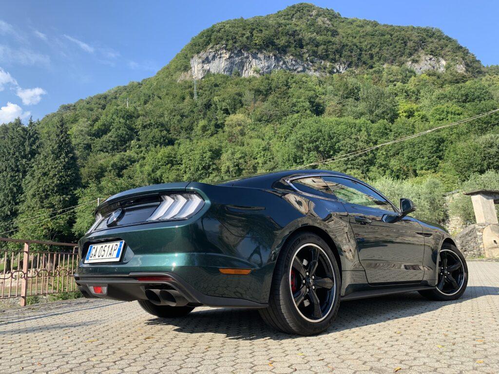 Ford Mustang Bullitt 5.0 V8 Fastback