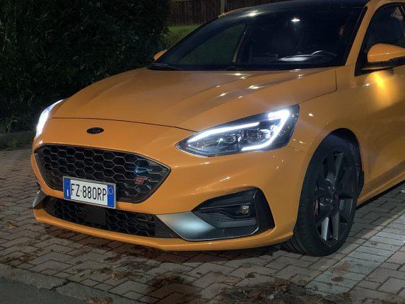 Ford Focus ST 2.3 EcoBoost 2020 - Prova