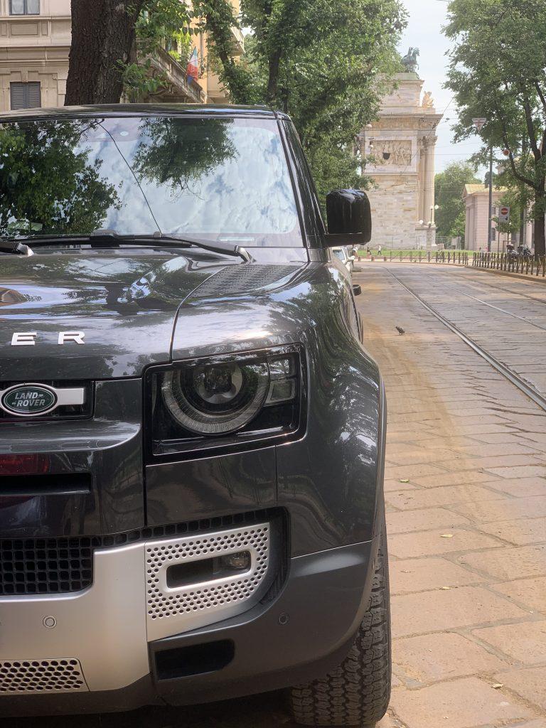Land Rover Defender 90 D200